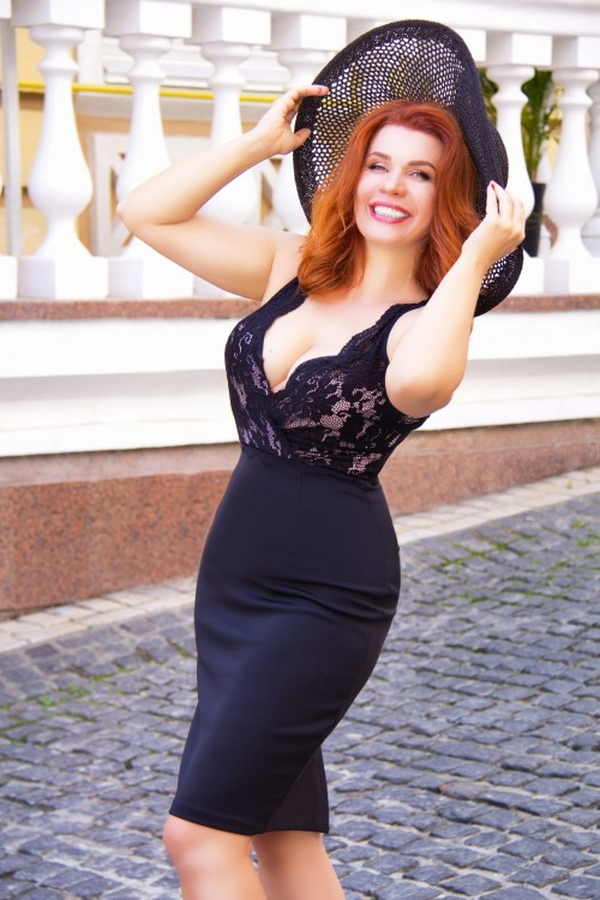 communicative Ukrainian womankind from city Kiev Ukraine