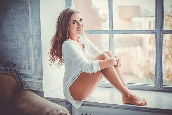 lovely Russian womankind from city Saint Petersburg Russia