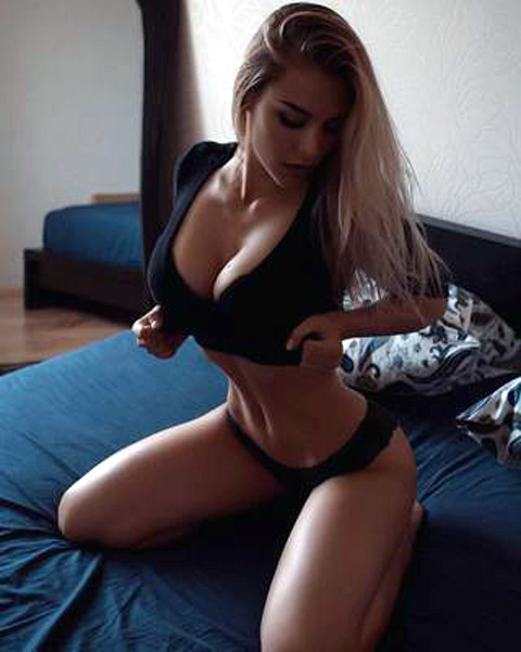 passionate Russian girl from city Moscow Russia