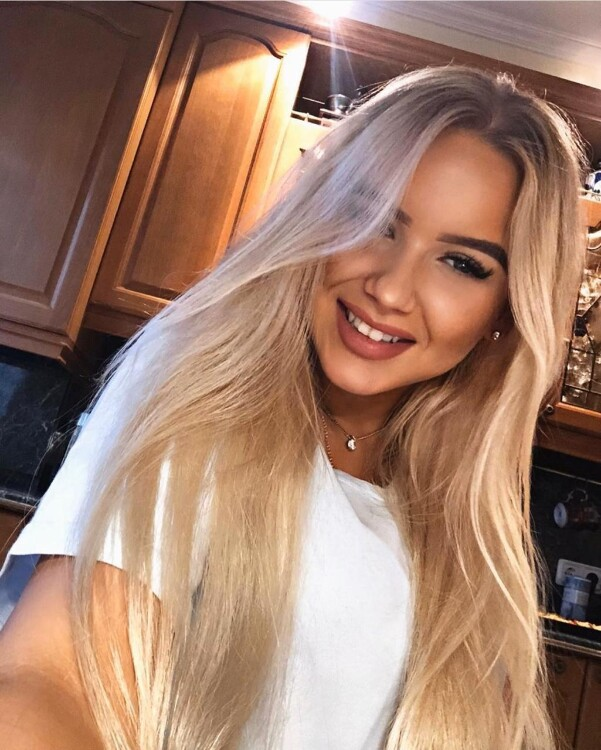 topnotch Russian bride from city St. Petersburg Russia