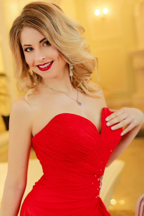 unmatched Ukrainian lass from city Kharkov Ukraine